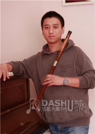 竹笛---杨老师