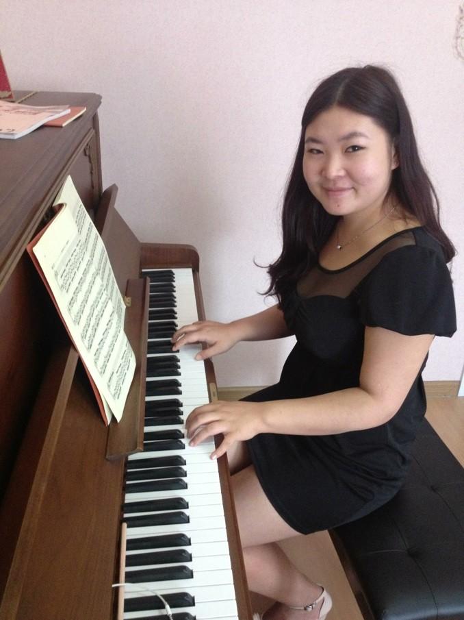 钢琴---邝老师